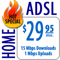 Home ADSL 15 - Special