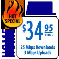 Home ADSL 25 - Special
