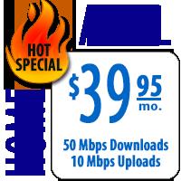 Home ADSL 50 - Special
