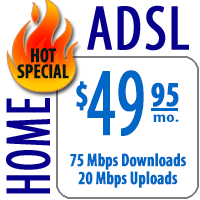Home ADSL 75 - Special
