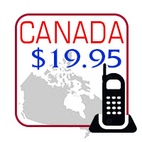 Canada Phone Plan